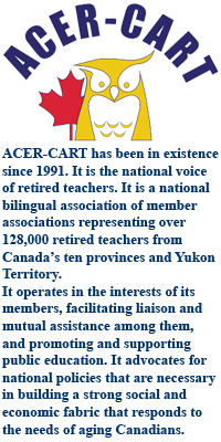 Canadian Association of Retired Teachers
